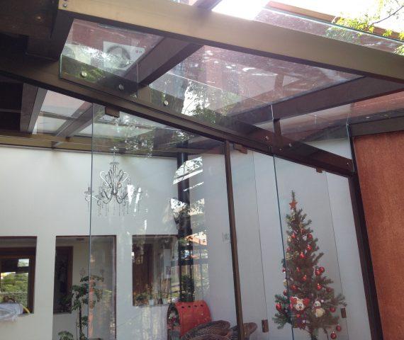 Telhado de vidro por Marcos Nunes Vidros