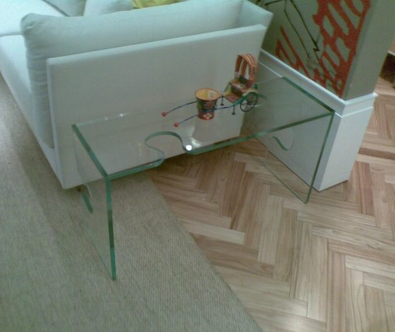 Mesa de vidro por Marcos Nunes Vidros
